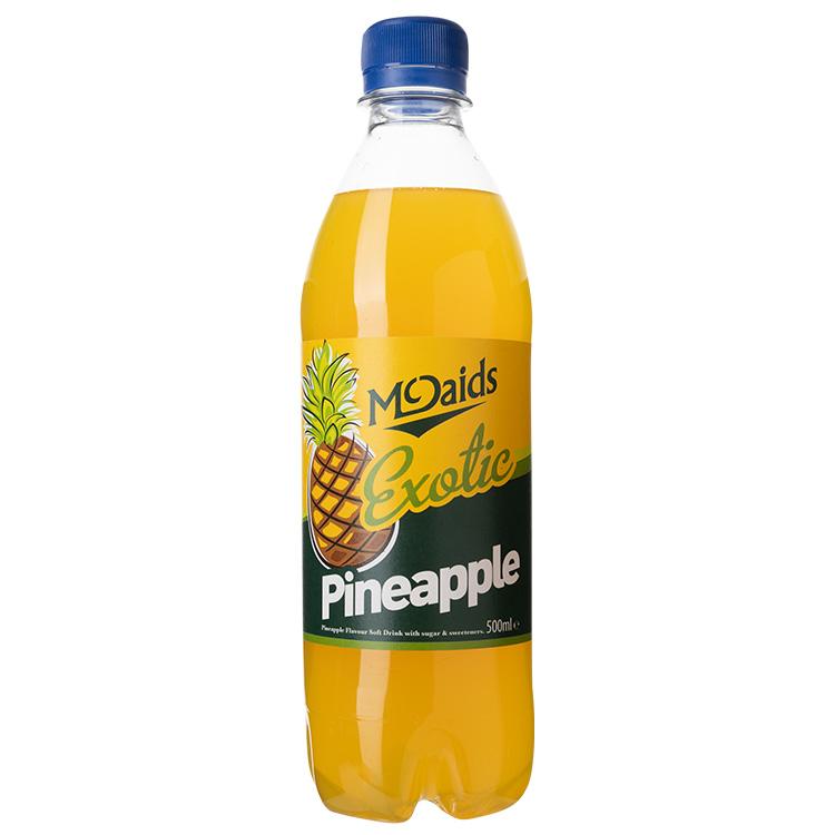 McDaid's Exotic Pineapple