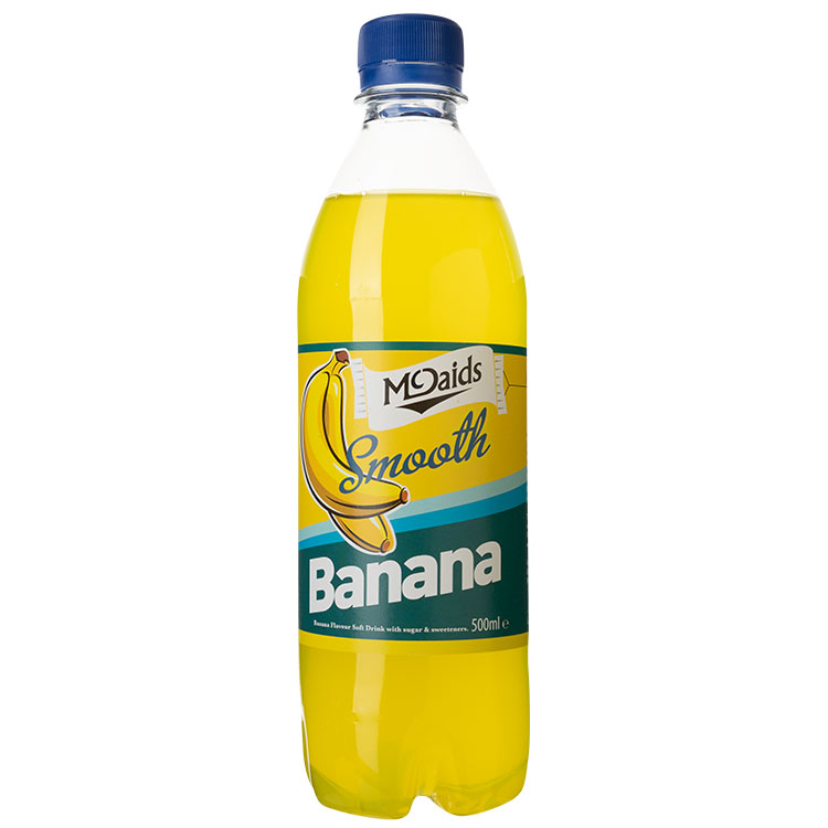 McDaid's Smooth Banana