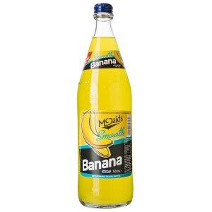 McDaid's Smooth Banana Drink