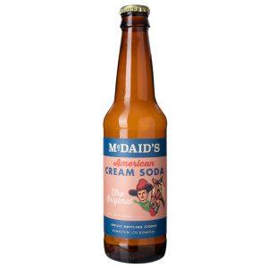 McDaid's Retro American Cream Soda
