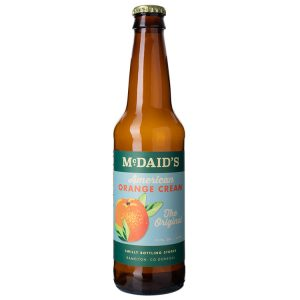 McDaid's Retro American Orange Cream