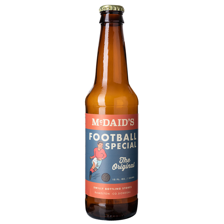 McDaid's Retro Football Special