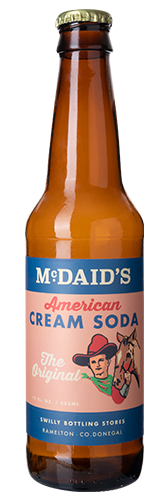 Retro American Ice Cream Soda Drink