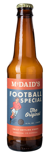 Retro Football Special Drink