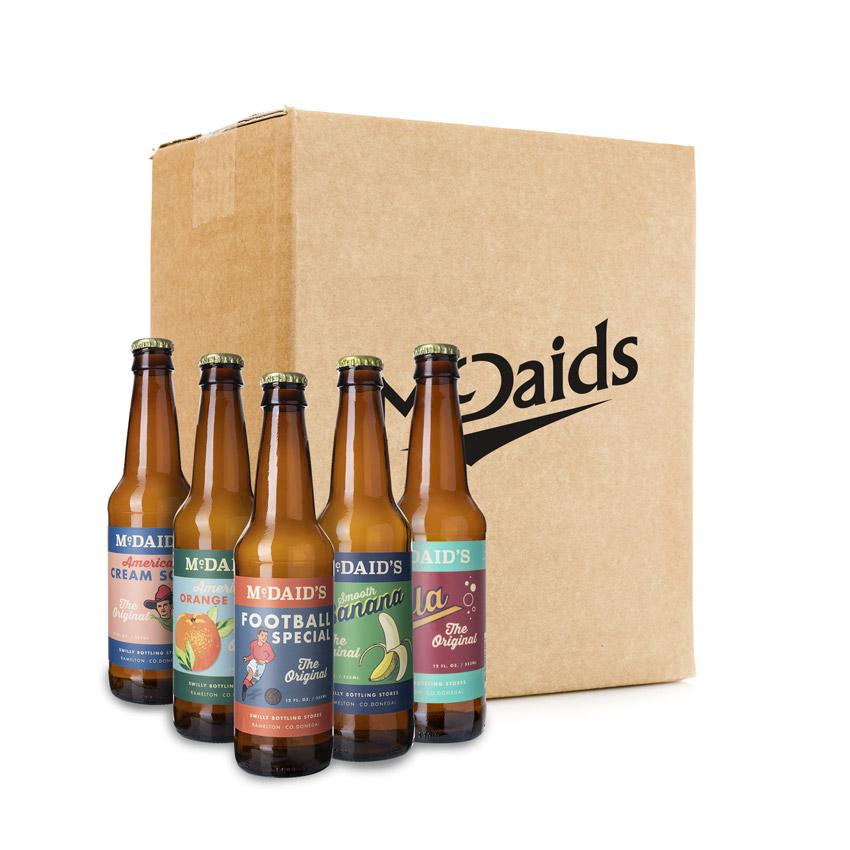 McDaids Retro Mix Box